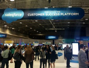 AMC Technology at Salesforce World Tour