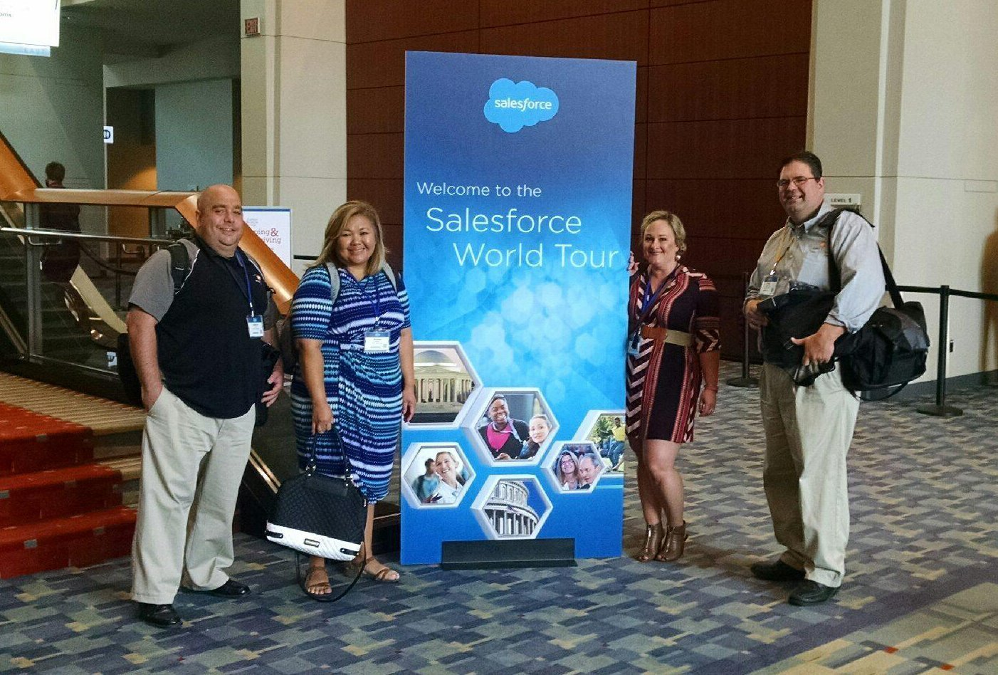 Salesforce World Tour Dc Address