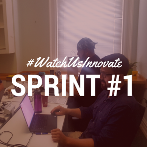 Sprint #1 is complete!