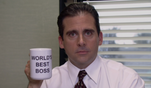1 free thing you can do today to gain cool boss status