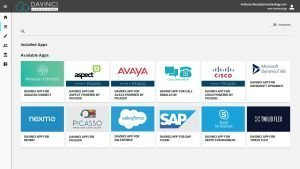 DaVinci – AMC's New Cloud Contact Center Solution